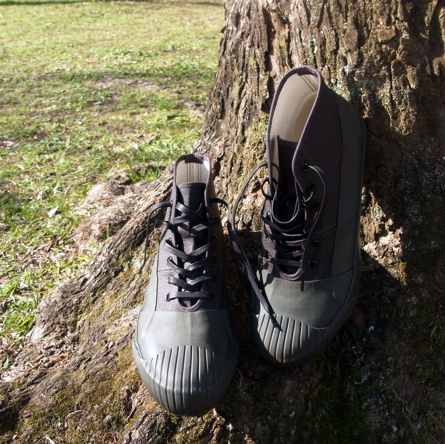 "MOONSTAR""MADE IN KURUME""ALWEATHER C-Charcoal-"