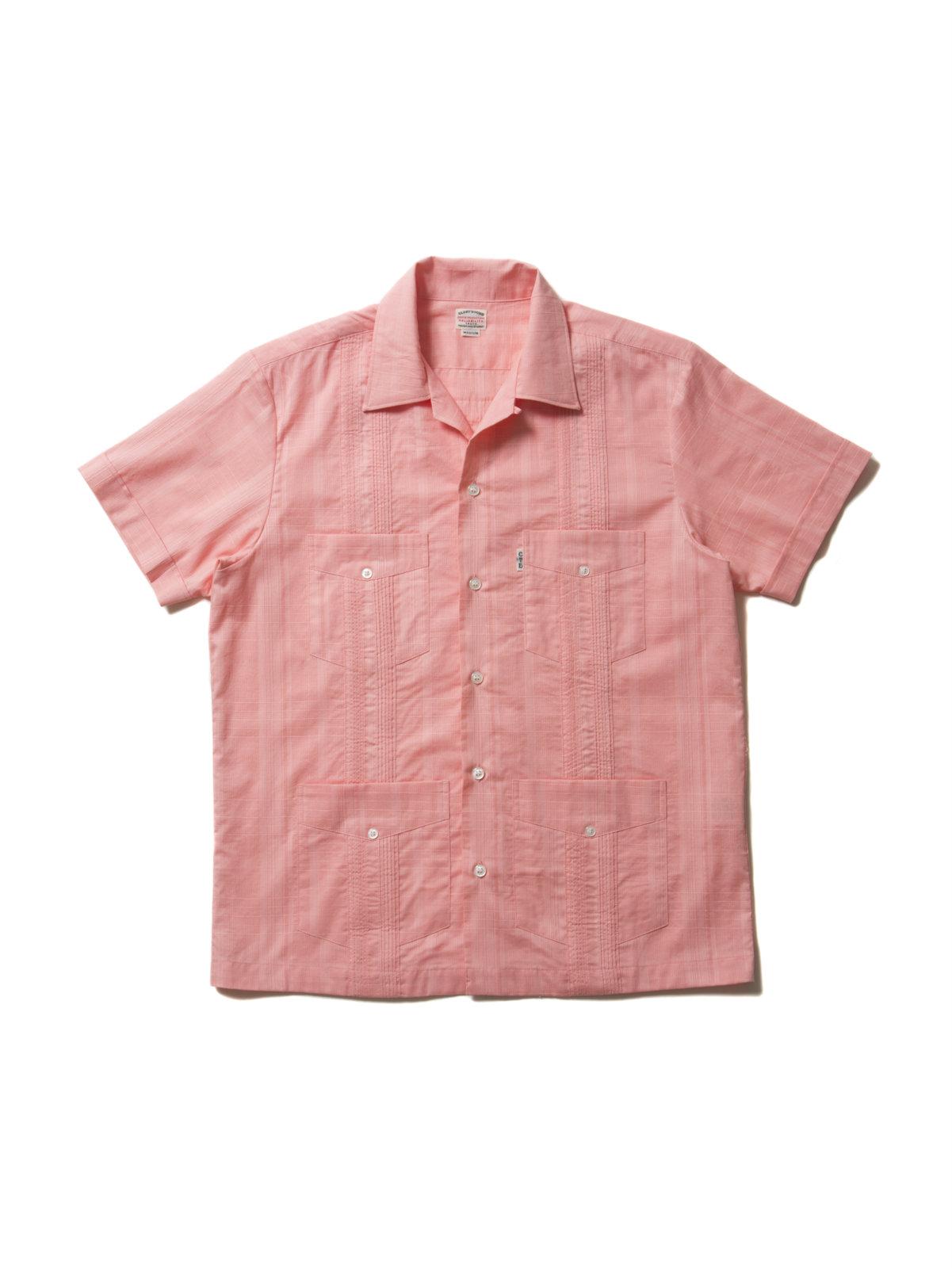 Guayabera-Pink-