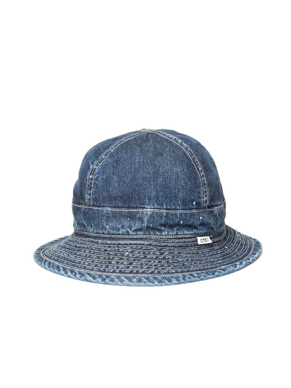 Junkman Hat-Indigo-