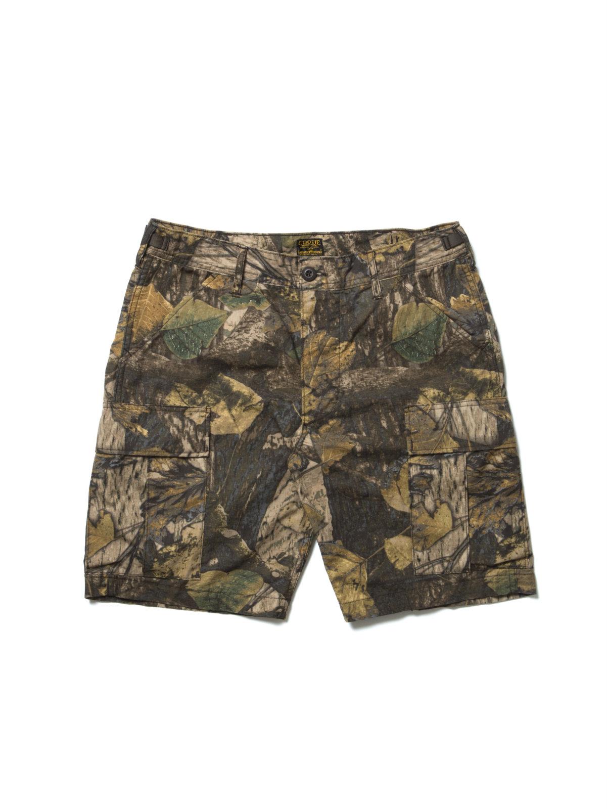 Killer Trap Cargo Shorts-Brown-