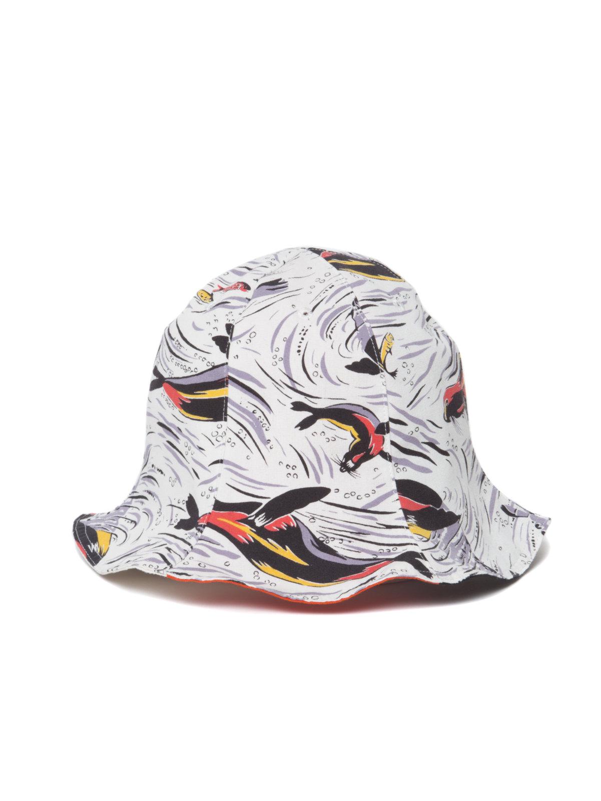 Seashore Floppy Hat (Seal)