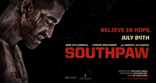 『サウスポー』原題:Southpaw