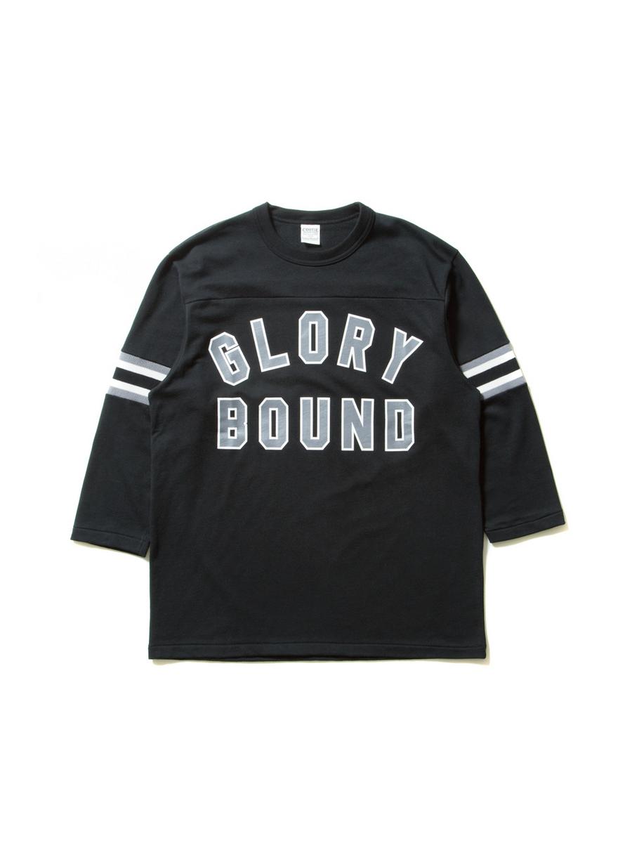 Bracelet Length QB Shirt-Black-