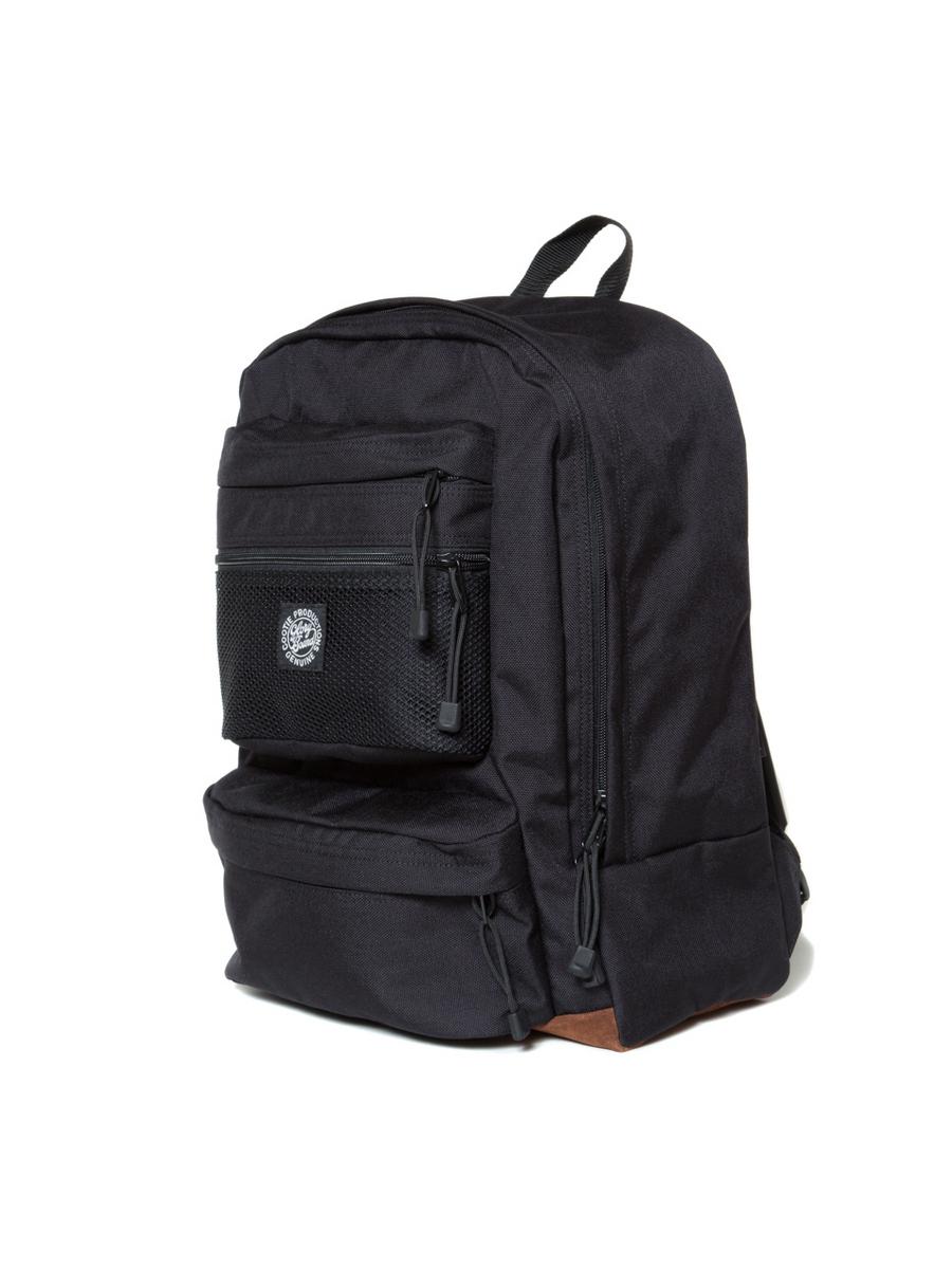 Death Bowl Backpack-Black-