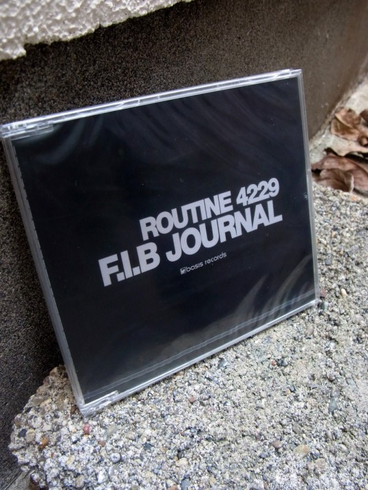Routine4229/F.I.B Journal