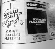 ROUTINE4229 / F.I.B JOURNAL