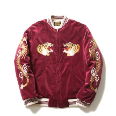 Velour Suka Jacket