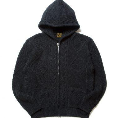 Fishermans Zip Sweater