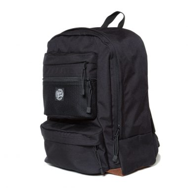 Death Bowl Backpack-Black-