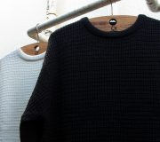 Slit Knit Sweater