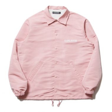 Coach Jacket (CLASSIC)-Pink-