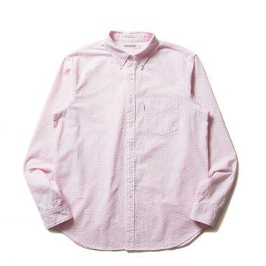 Seersucker L/S Button Down Shirt
