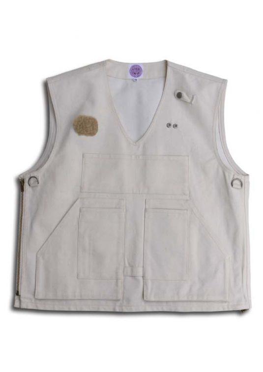 Fisherman Vest.