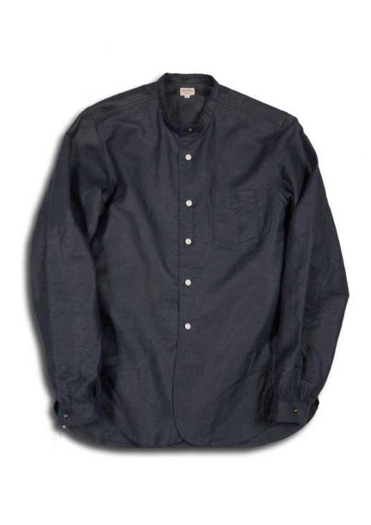 Detachable Collared Shirt.