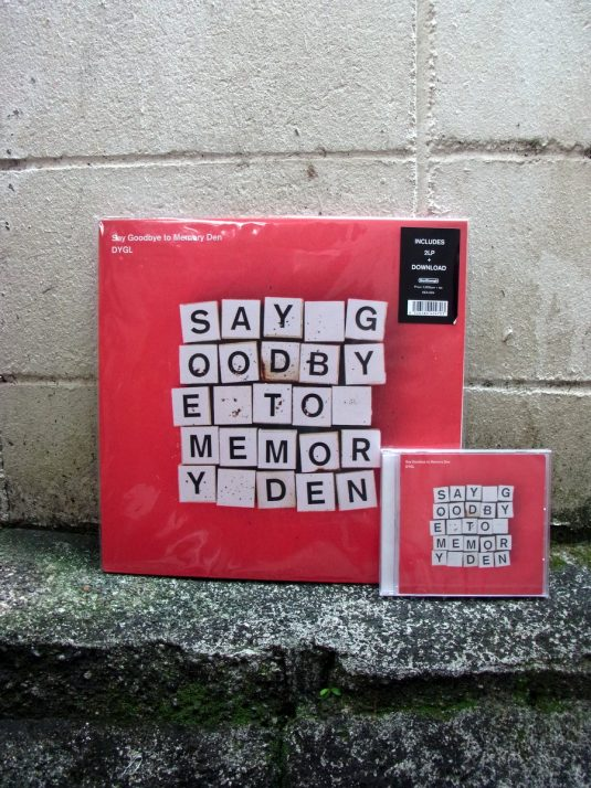 Say Goodbye to Memory Den/DYGL