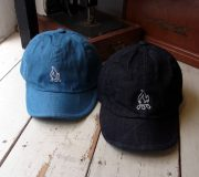 """Embroidery Denim Cap """"made in japan"""""""