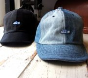 "Denim Base Ball Cap ""made in japan"""