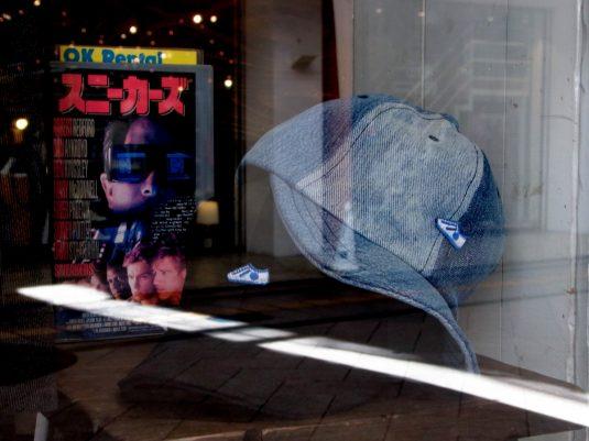 "Denim Base Ball Cap ""made in japan"""