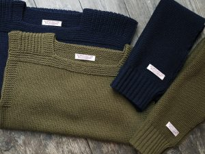 Army Knit Series.