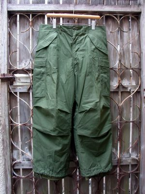 US Army M-65 Field Pants