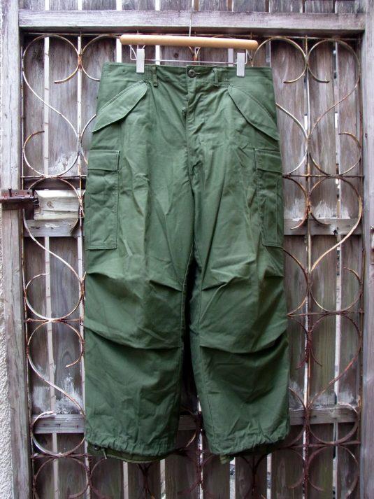 US Army M-65 Field Pants