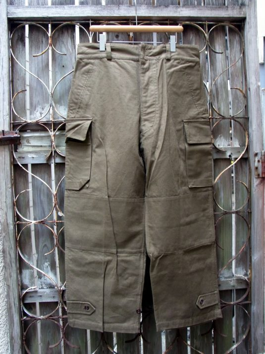 France Army M-47 Field Pants