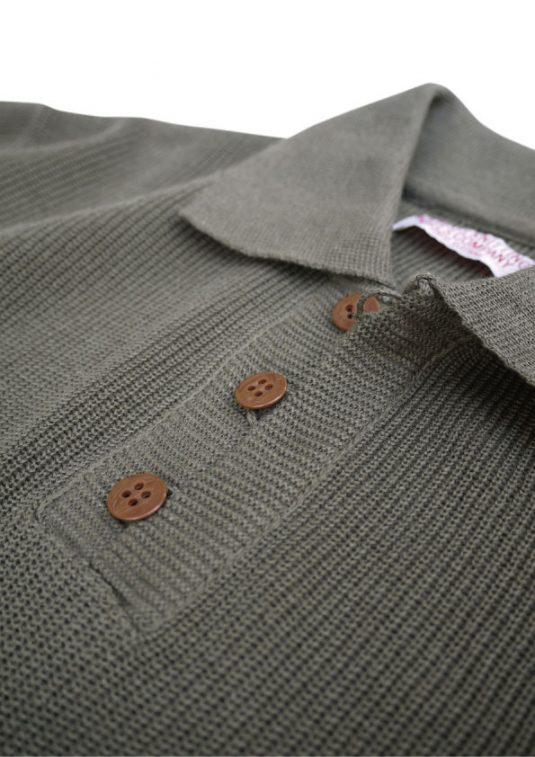 A.R.C Knit Polo Shirt.
