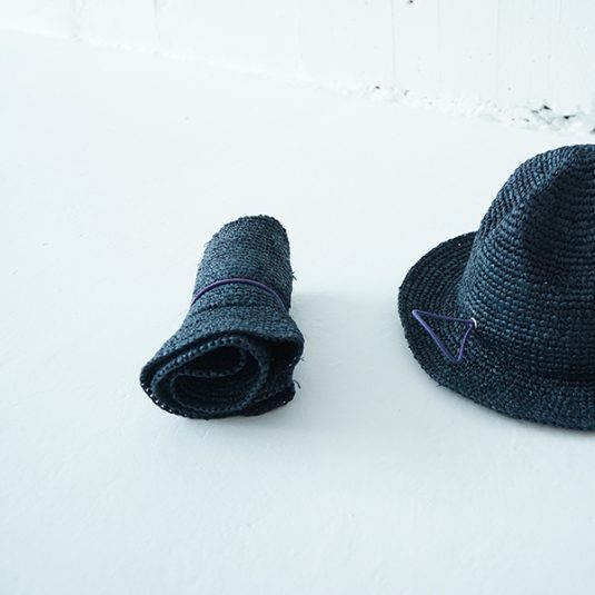 Travel Mountain Hat & Travel Raffia Hat