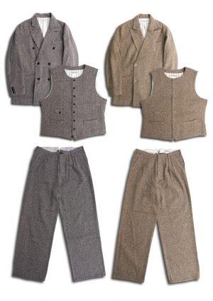 Gent's Series-Three Piece Suit-