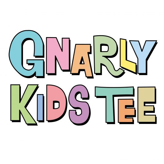 GNARLY KIDS TEE