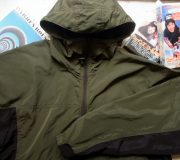 Anorak Jacket-Packable-