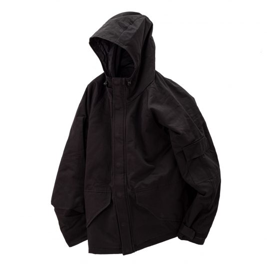 ECWCS Gen1 Tyep Jacket-Black-