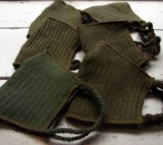 Gnarly Remake Mask(U.S.Army Knit Glove&Gauze)