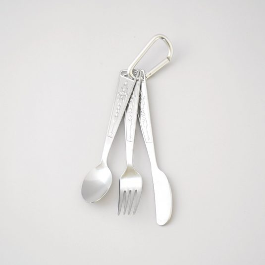 """Camp """" Stainless """" Cutlery"""