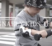 【PV】GNARLY KIDS TEE