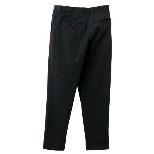Stretch 2 Tuck Trousers-Black-