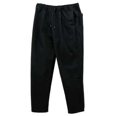 Stretch 1 Tuck Easy Pants-Black-