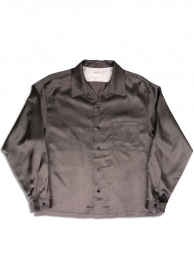 O/C Satin Shirt.