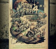 GNARLY SELECT BORN FREE 4 OFFICIAL DVD+CD