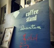 GNARLY COFFEE STAND