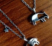 Tapir Necklace
