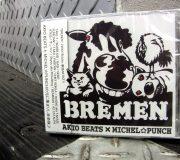 BREMEN / AKIO BEATS×MICHEL☆PUNCH