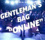 """GENTLEMAN's BAG """"ONLINE"""" アートにエールを!版"""